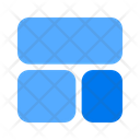 Template Layout Interface Icon