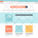 Template Landing Page Icon