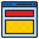 Browser Website Webpage Icon