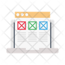 Design Coding Laptop Icon