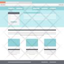 Template Profile Page Icon
