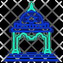 Circle Archi Icon