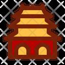 Temple Religion Asian Icon