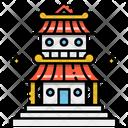 Temple Religion Religious Icon