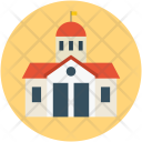 Temple Religious Building Icon