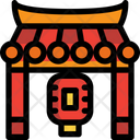 Temple Gate Icon