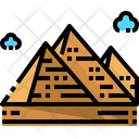 Temple Mount Jerusalem Landmark Icon
