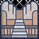 Temple Of Hatshepsut Icon