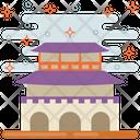 Temple Seoul Icon
