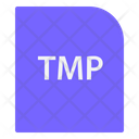Temporary File Extension File Icon