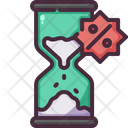 Temporary Offer Discount Time Sale Time Icon