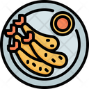 Tempura Shrimp Fried Icon