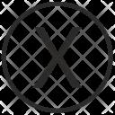 Ten Number Roman Icon