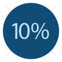 10 Discount Offer Icon