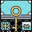Tenancy Deposit Scheme England And Wales Deposit England Icon