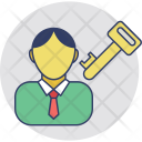 Tenant Property Agent Icon