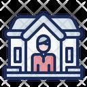 Tenant House Rent Icon