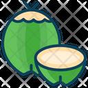 Tendar Coconut Icon