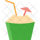 Tender coconut Icon
