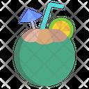 Tender Coconut Icon