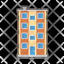 Tenement building Icon