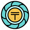 Tenge Icon