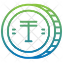 Tenge Coin Icon