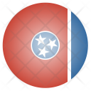 Tennessee Us State Icon