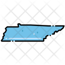 Tennessee States Location Icon