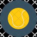 Tennis Ball Cricket Icon