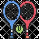 Tennis Sports Pastime Icon
