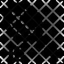 Tennis Tennis Racket Outdoor Game Icon