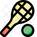 Tennis Play Game Icon