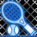 Tennis Tennis Equipment Sports Equipment Icon