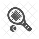 Tennis Sport Game Icon