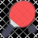 Tennis Game Sports Icon