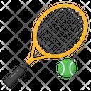 Tennis Sports Equipment Sports Tools Icon