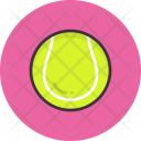 Tennis Ball Baseball Icon