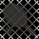 Tennis Ball Sports Icon