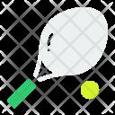 Tennis Racket Sports Icon