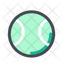 Tennis Ball Exercise Game Icon