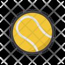 Tennis Tennis Ball Ball Icon