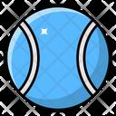 Tennis Ball Olympic Ball Sports Ball Icon