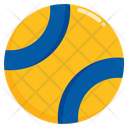 Tennis Ball Sport Icon