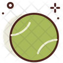 Tennis Ball Ball Game Icon