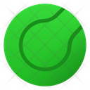 Tennis Ball Ball Tennis Icon
