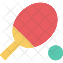 Tennis Bat Icon