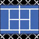 Tennis Court Icon