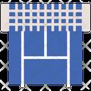 Tennis Field Icon