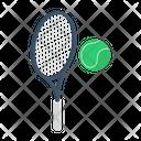 Tennis Game Icon
